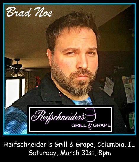 Brad Noe 3-31-18