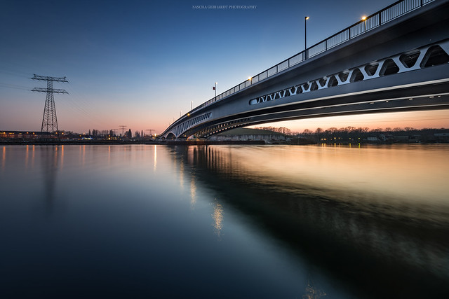 Minna-Tadenhagen-Brücke Berlin