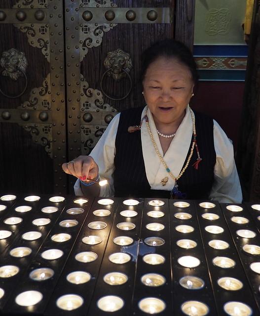 Sakya Monastery, Olympus E-M1, Lumix G X Vario 12-35mm F2.8 Asph. Power OIS