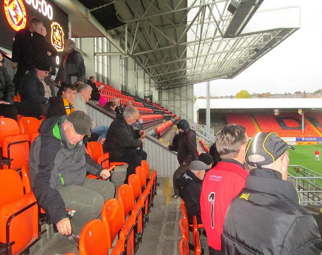 Main Stand, Tannadice Park, Dundee