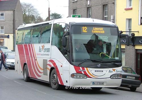 Bus Eireann SC72 (04D55597).