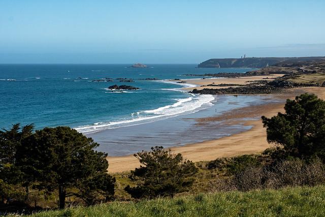 Le soleil de la Bretagne