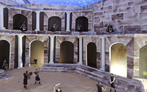 Nativity Scenes Display