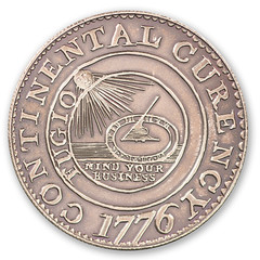 Continental-Dollar-Tribute-Patina-Obverse