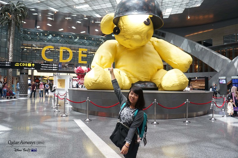 2016 Hamad International Airport, Doha
