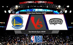 Golden State Warriors-San Antonio Spurs Apr 14 2018