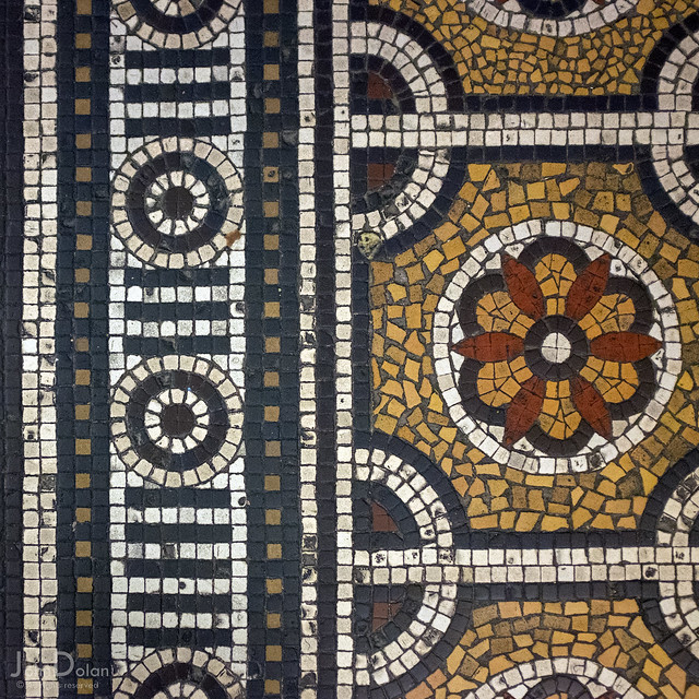 mosaic | groundworks | leeds
