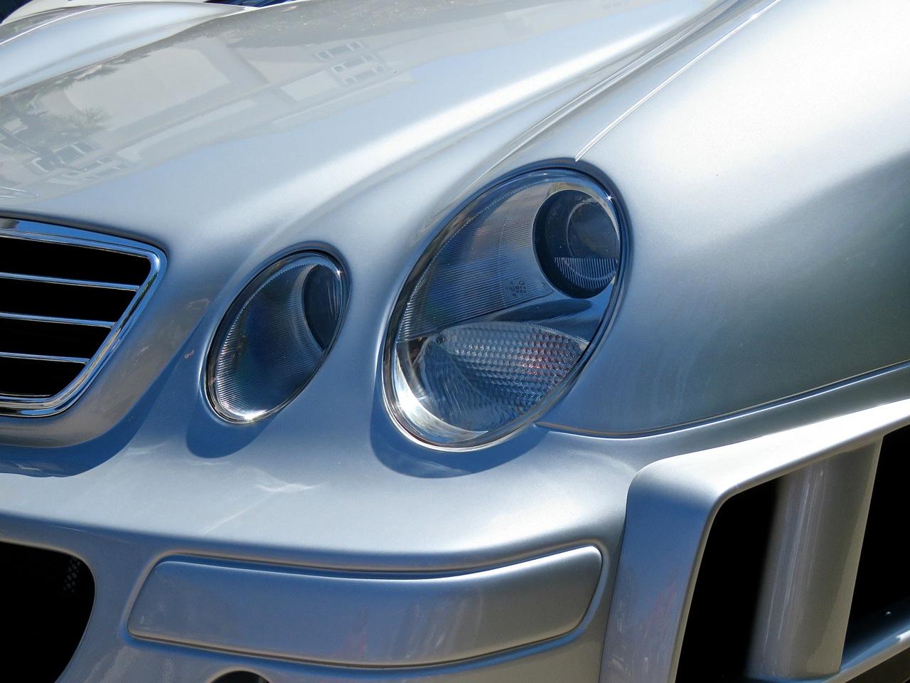 Mercedes CLK GTR Amelia 10