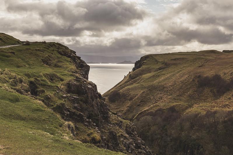 Lealt Falls - Skye - Scotland 2017