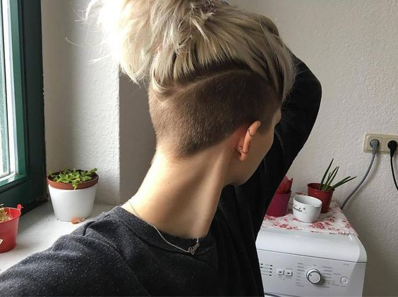 Latest Trend Undercut Hairstyles For Young Ladies Fashionre