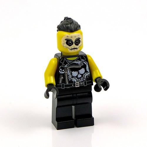 LEGO Ninjago Sawyer 04