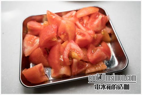 牛肋條燉番茄