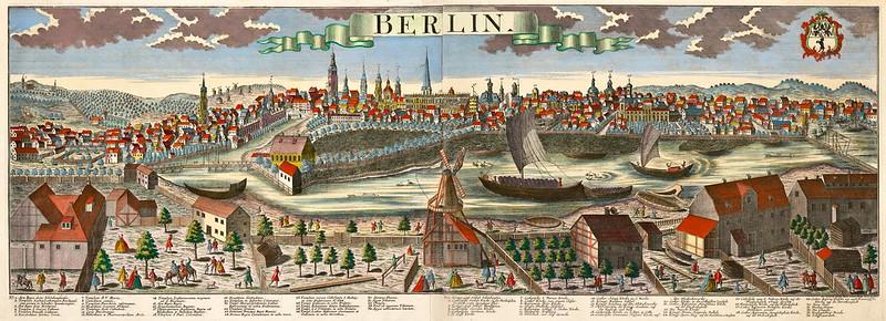 Johann Friedrich Probst - Berlin (c.1760)