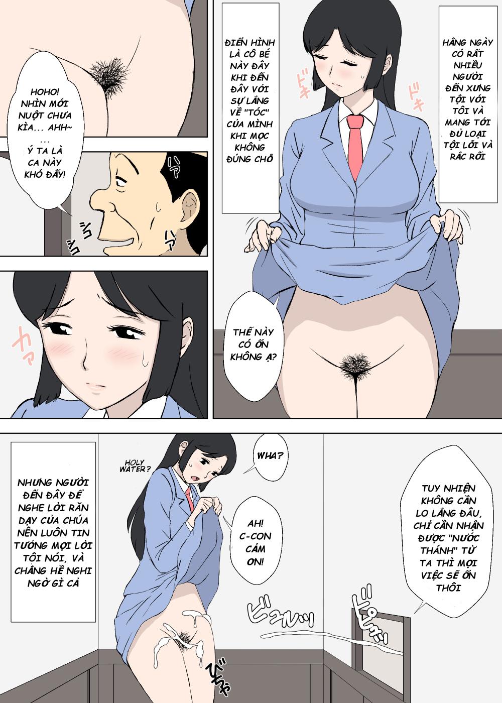 Hình ảnh  trong bài viết Truyện hentai Hentai Oji-san no Zange-shitsu Nikki