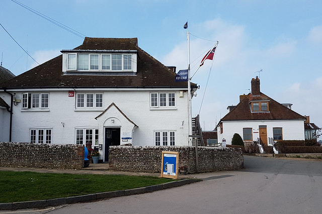 The Harbour Master's office