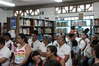 20 años Biblioteca Pública Granizal