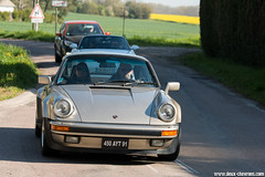 Tour Auto 2015 - Porsche 911 930 Turbo - Photo of Saint-Martin-sur-Ocre