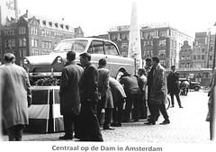 DAF introduction 1950th Amsterdam