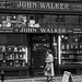63 New Bond Street in central London was home to antique shop John Walker