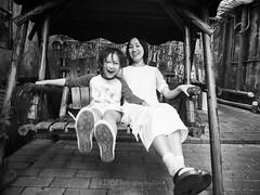 San Xi Swing Seat 05 B&W