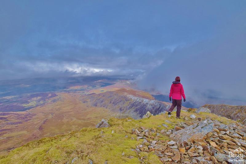 Cadair Idris - Snowdonia Wales (2)