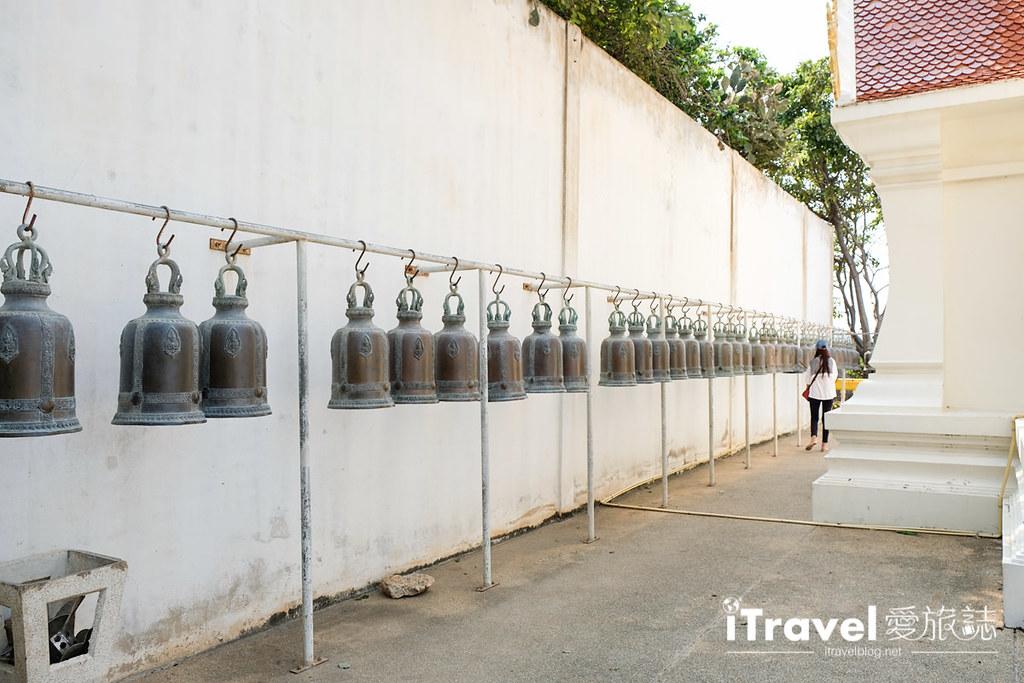 华欣景点推荐 考佬寺Wat Khao Takiap (18)