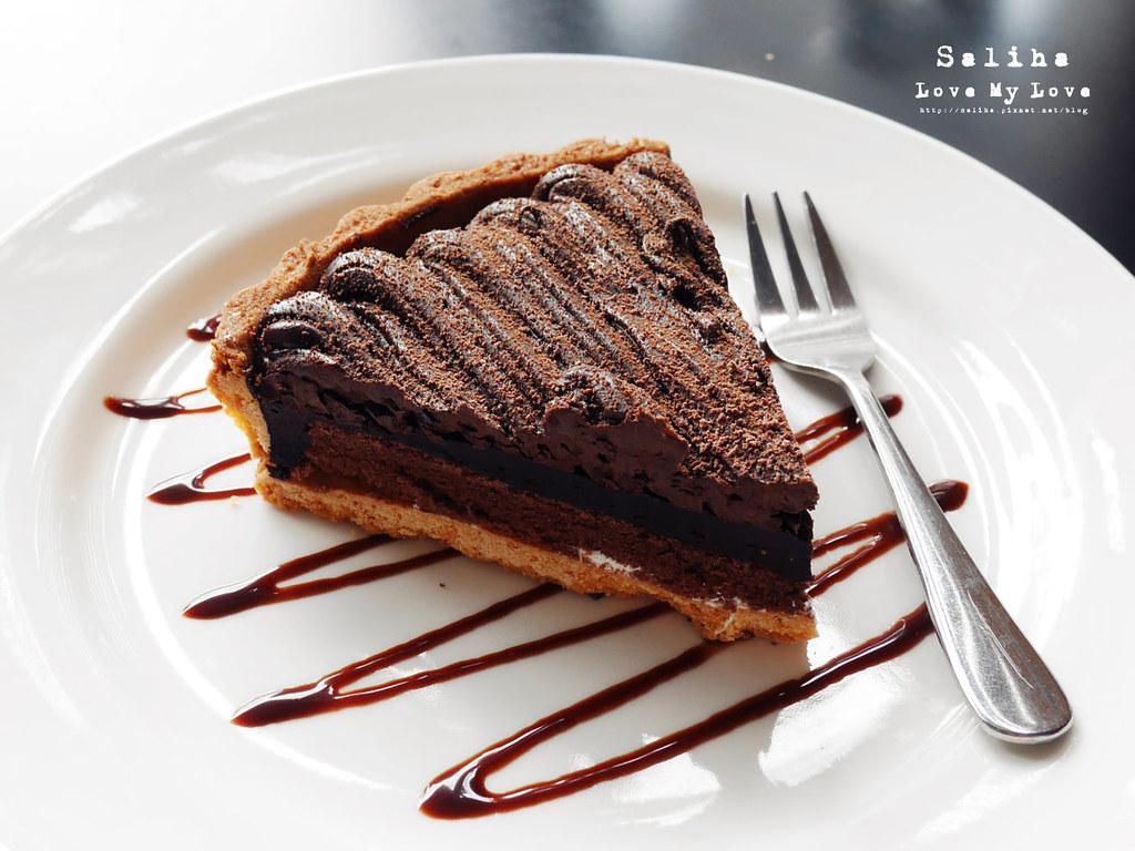 淡水老街景觀餐廳Pescador Cafe 漁夫先生蛋糕下午茶咖啡 (2)