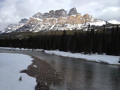Canadian Rockies Springtime
