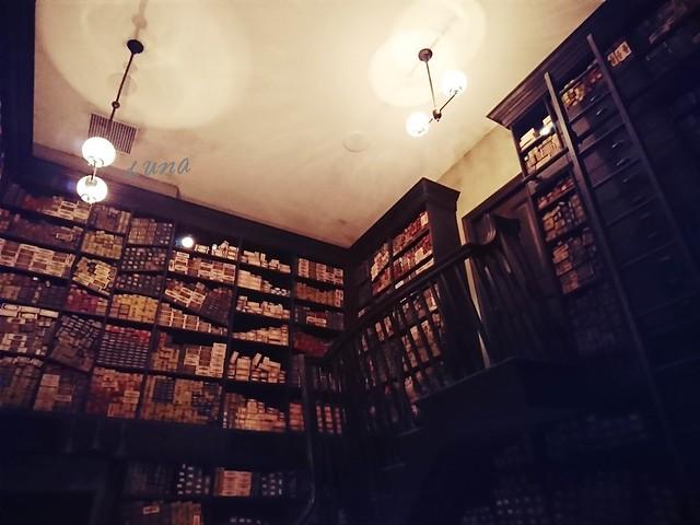 大阪環球影城-哈利波特