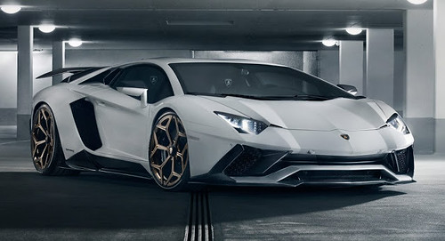 Novitec Takes The Lamborghini Aventador S To New Heights