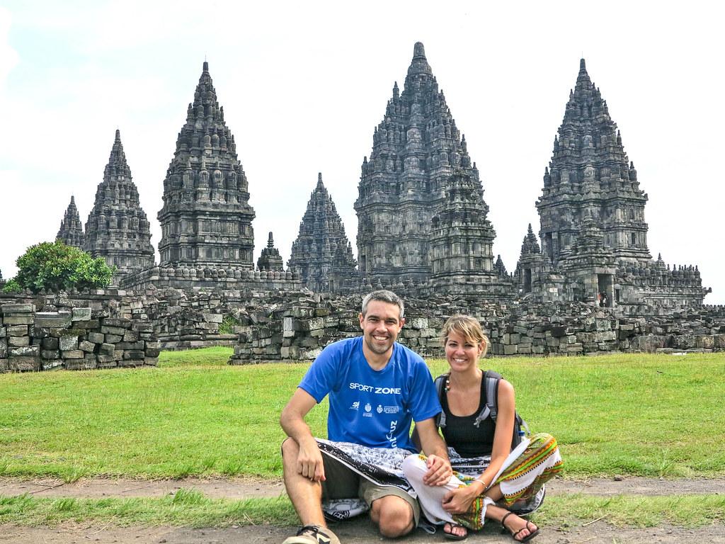 Tour por Prambanan