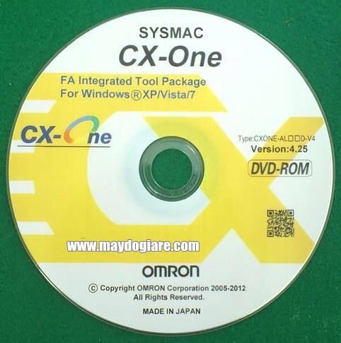 Phần mềm CX-ONE