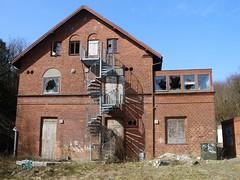 Abandoned daycare