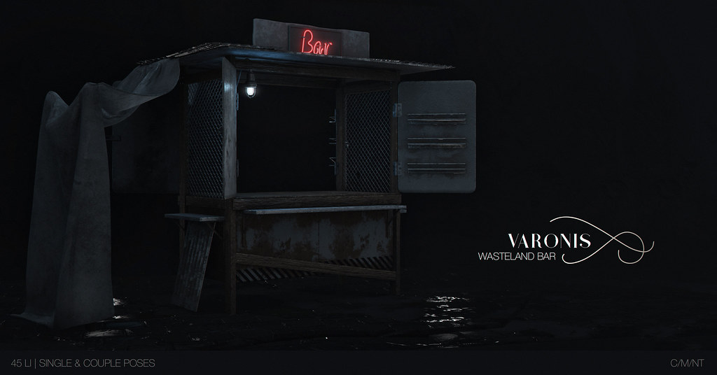 VARONIS - Wasteland Bar @Fameshed