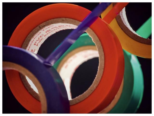 Poly Vinyl Chloride On, Panasonic DMC-GX80, Leica DG Macro-Elmarit 45mm F2.8 Asph. Mega OIS