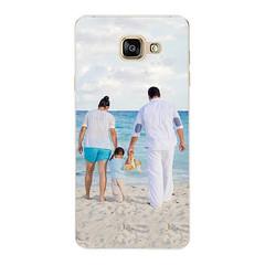 Samsung Galaxy A7 (2016) - Soft Case - Transparent