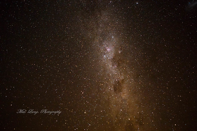 Heart of the Galaxy....R.I.P Steven Hawking..