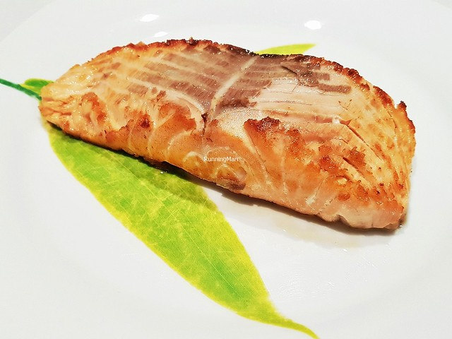 Salmon Fish Fillet, Pan-Fried