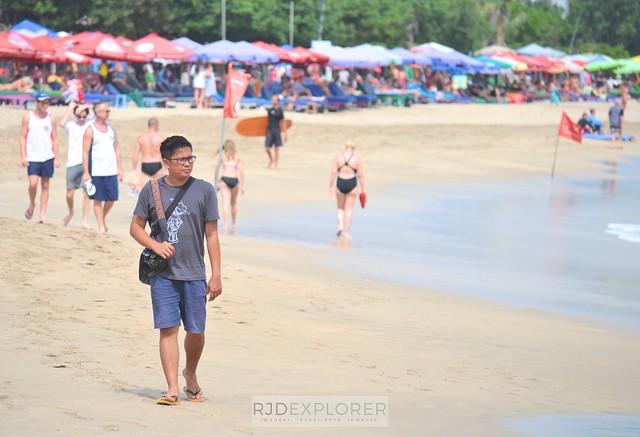 bali itinerary kuta beach