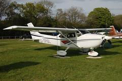 G-TPSL Cessna 182S [182-80398] Popham 020509