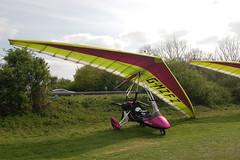 G-MZFZ Mainair Blade [1119-0497-7] Popham 020509
