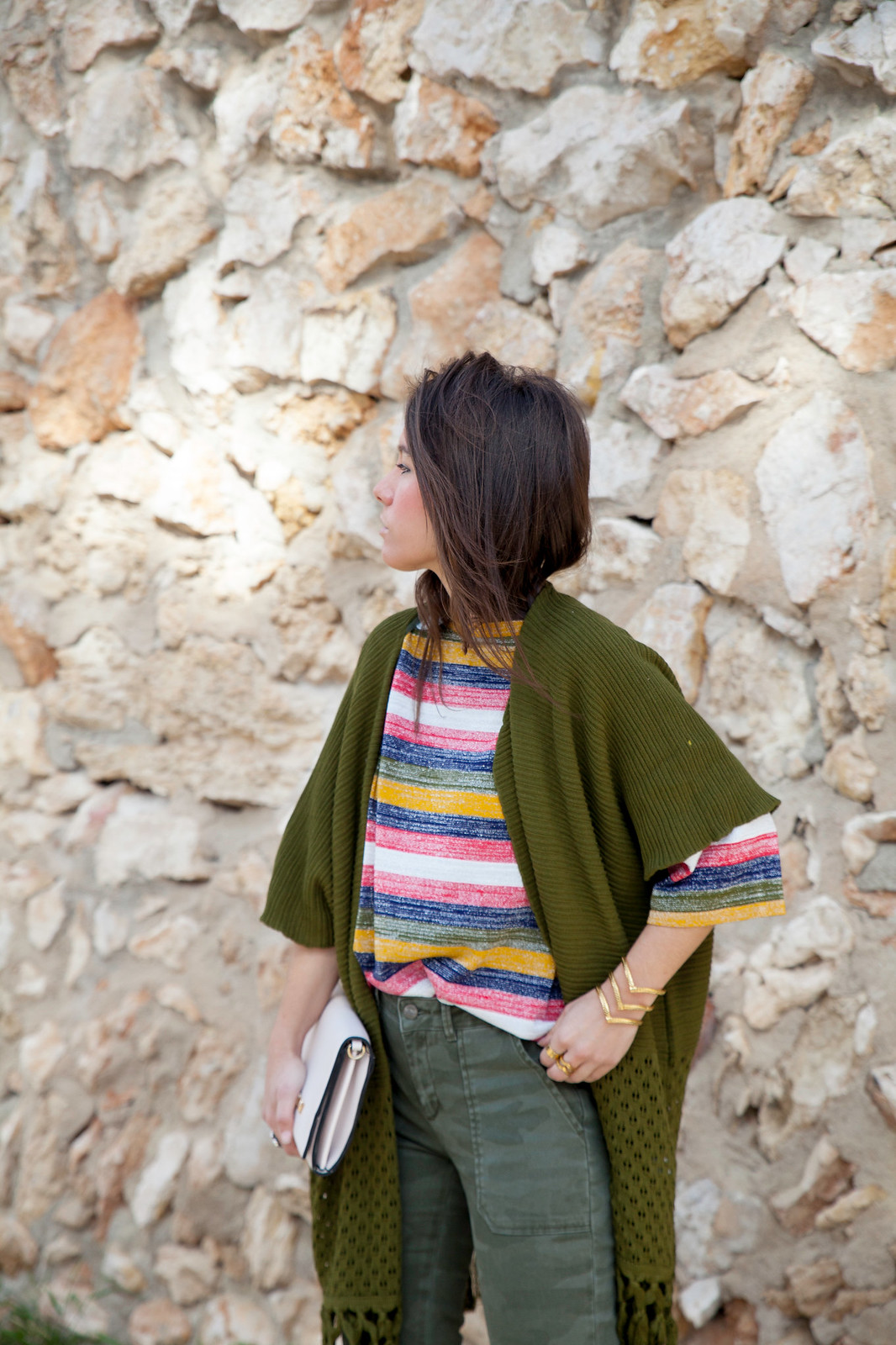 CASUAL LOOK CON SANDALIAS AMARILLAS THEGUESTGIRL FASHION BLOGGER