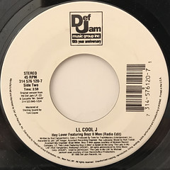 L.L. COOL J:DOIN' IT(LABEL SIDE-B)