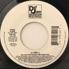 L.L. COOL J:DOIN' IT(LABEL SIDE-B)