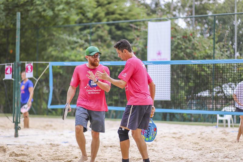 1º Aberto de Beach Tennis