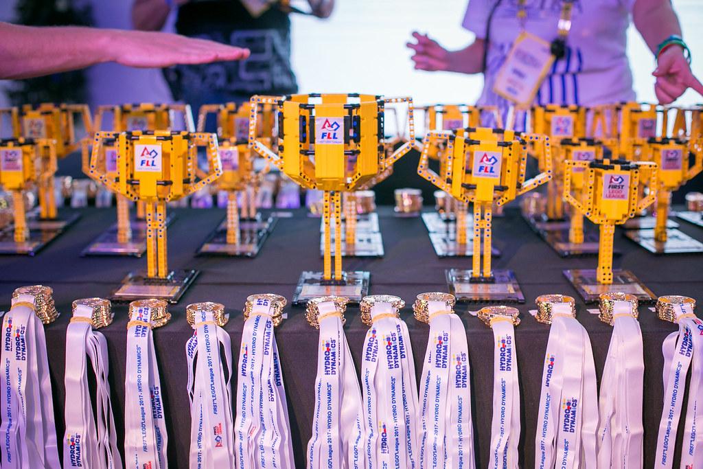 Torneio Nacional de Robótica First Lego League- Encerramento