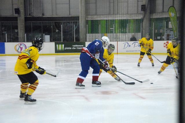Hockey Hielo Femenino