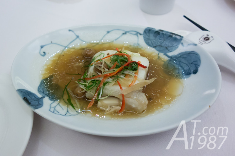 Dapeng Bay Restaurant - Steamed Fish