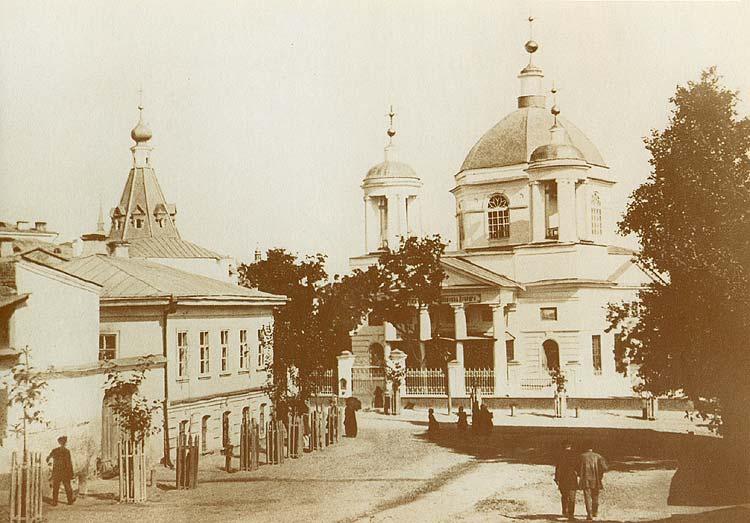 Церковь Николая Доброго в Киеве