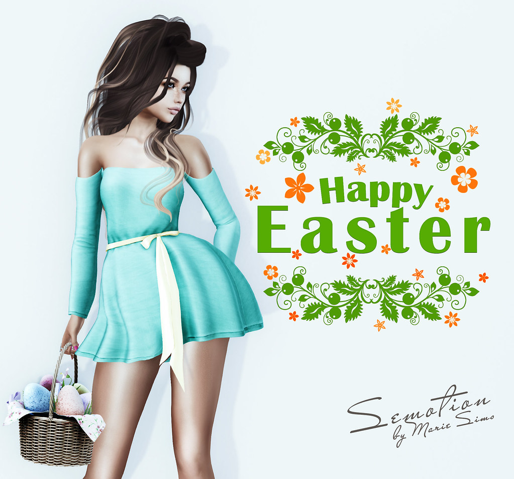 Happy Easter Hunt at SEmotion! - TeleportHub.com Live!